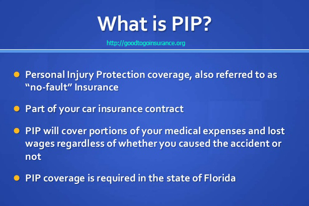 what is pip auto insurance