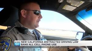 Driver Laws California
