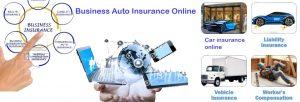 Business Auto Insurance Online
