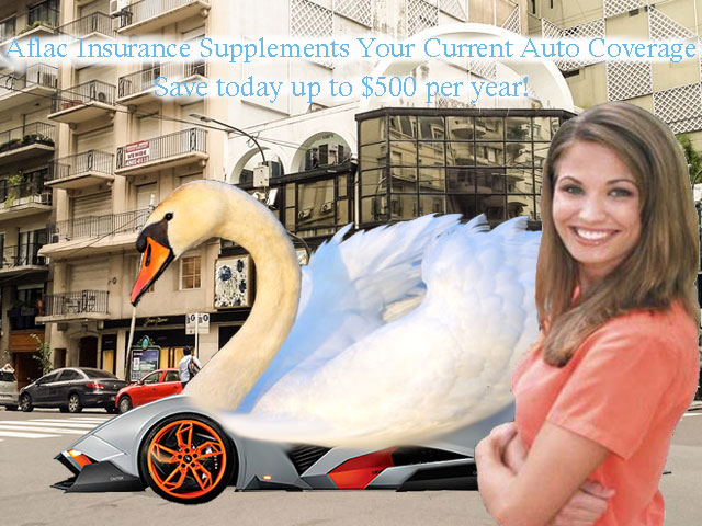 Aflac Insurance Supplements Your Current Auto Coverage