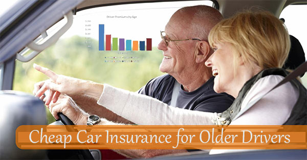 cheap car insurance for older drivers