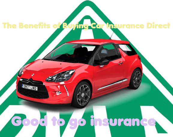 The benefict of buying car insurance direct