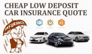 no money down car insurance