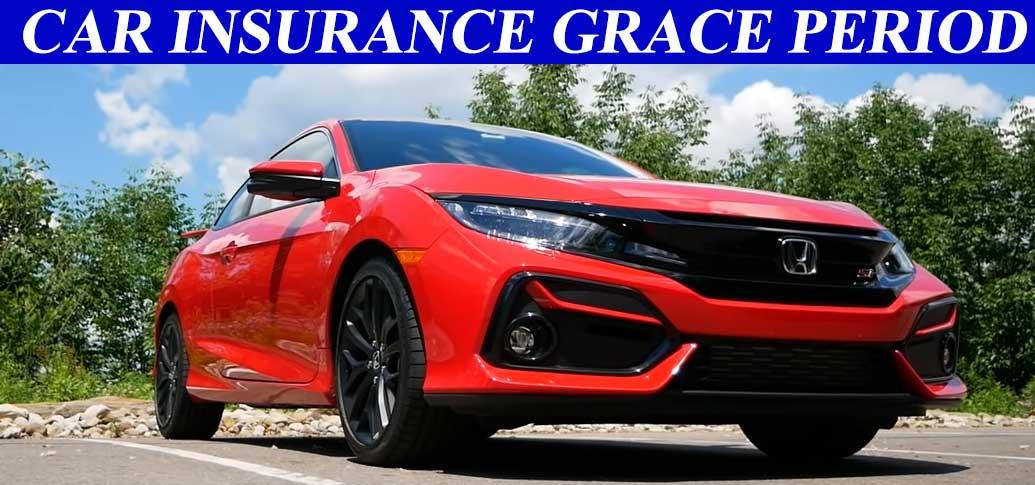 car insurance grace period