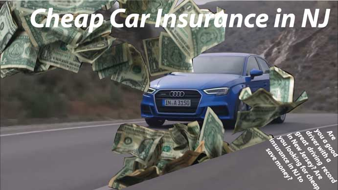 Cheap Car Insurance in NJ