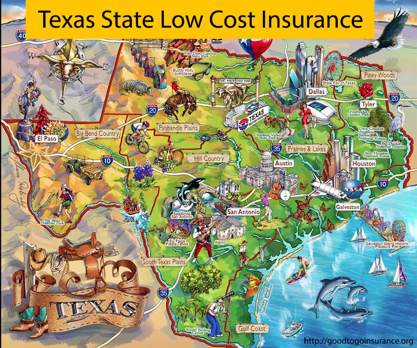 Texas State Low Cost Insurance