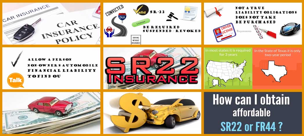 Non Owner SR22 Insurance